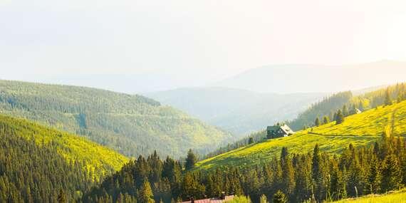 Krásy Krkonoš jako na dlani v hotelu Krakonoš až na 8 dní se snídaní či polopenzí a platností do října 2021/Krkonoše - Rokytnice nad Jizerou