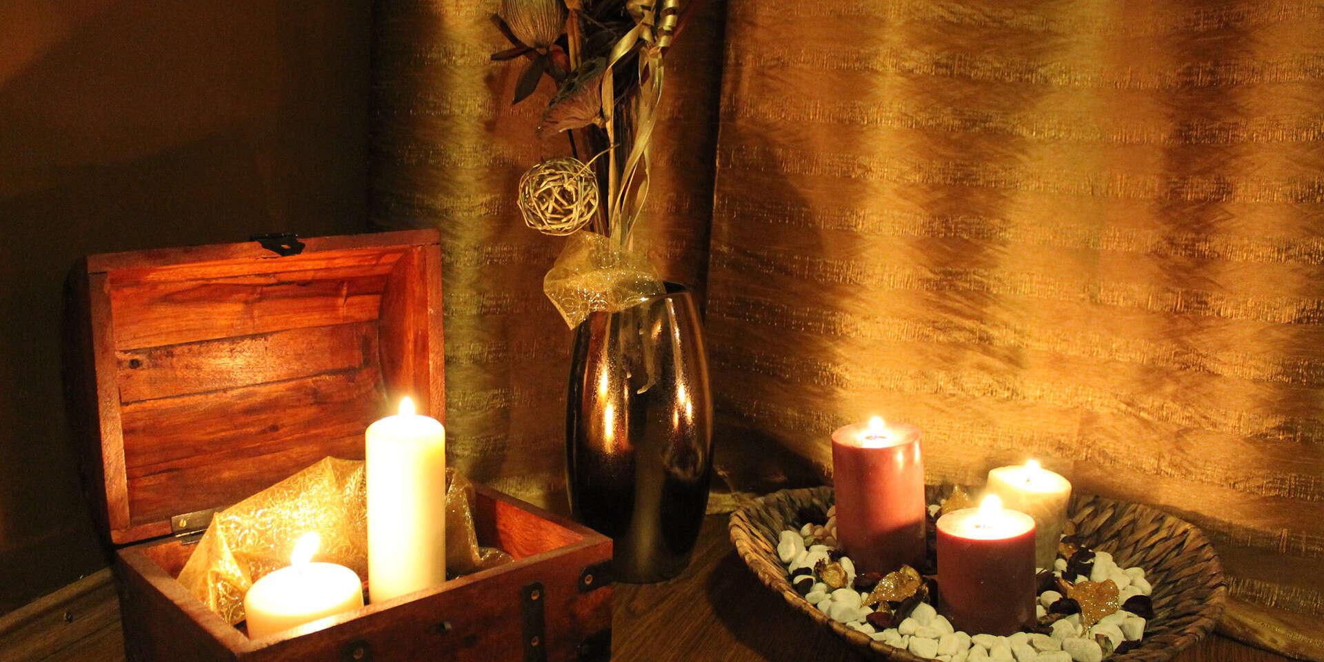 Balíčky masáží plné vôní, relaxu a oddych v Ayurasan massages...
