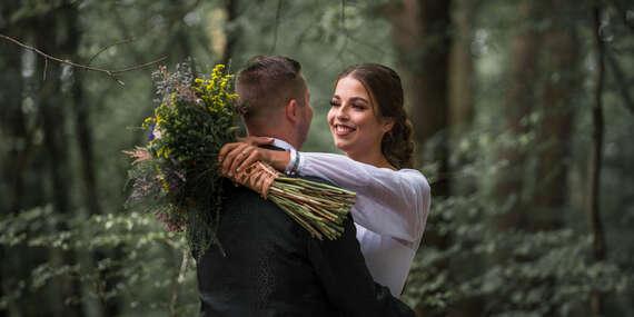 Fotografovanie svadobného dňa aj portrétne fotografie mladomanželov/Prešov