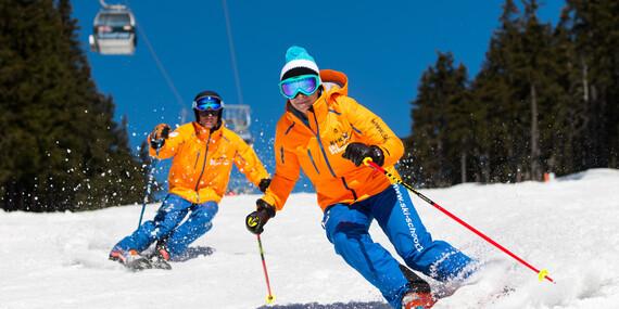 Zdokonalte svou techniku lyžování v nádherné přírodě Krkonoš pod dohledem profesionálního instruktora/Janské Lázně