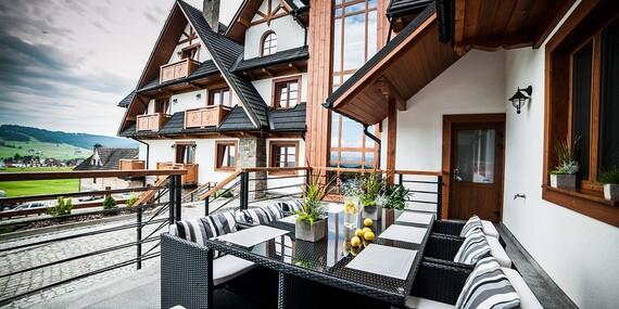 Jar vo vynikajúcom hoteli Zawrat s neobmedzeným wellness, len 2 km od Termy Bania/Poľsko - Białka Tatrzańska