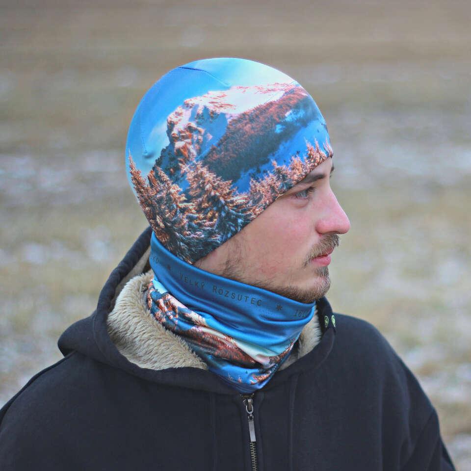 Tatragoat - multifunkčné nákrčníky, čiapky, čelenky s motívom...