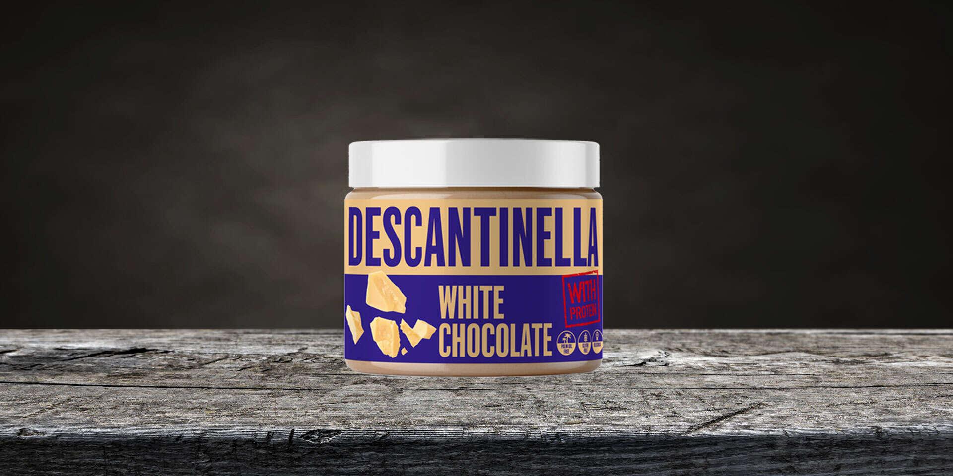 Arašidové, arašidovo-kokosové maslo, s bielou čokoládou alebo k...