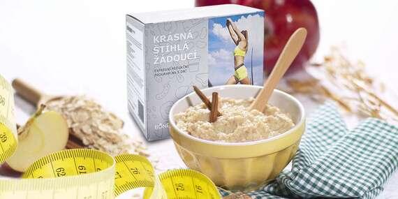 5-dňová proteínová diéta Bonedere Express s doručením v cene/Slovensko