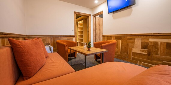 Relax v Slovenskom raji v hoteli Čingov*** so stravou, wellness a dieťaťom do 6 r. zdarma/Slovenský raj - Čingov