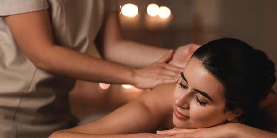 Klasická masáž, aromaterapeutická masáž alebo bankovanie v salóne ODALI/Banská Bystrica