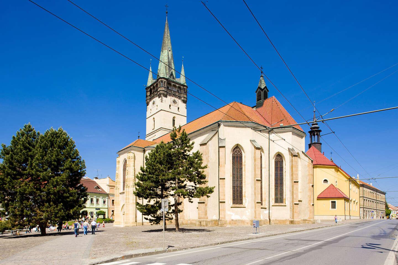 Komfortné izby penziónu TIME*** priamo v centre Prešova