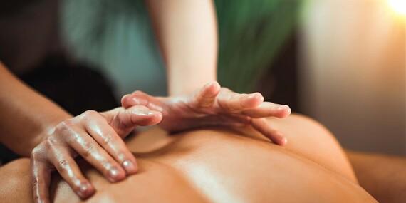 Uvoľňujúca a ozdravná masáž v bratislavskom Starom Meste/Bratislava – Staré Mesto