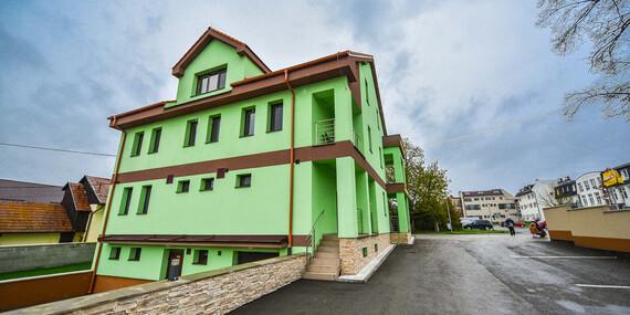 Relax v Turčianskych Tepliciach so vstupom do aquaparku a polpenziou v penzióne Mliečna Víla/Turčianske Teplice