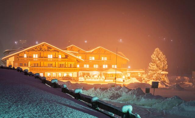 Krásna zima v talianskom hoteli Bacher***: wellness, polpenzia a blízkosť známych ski centier