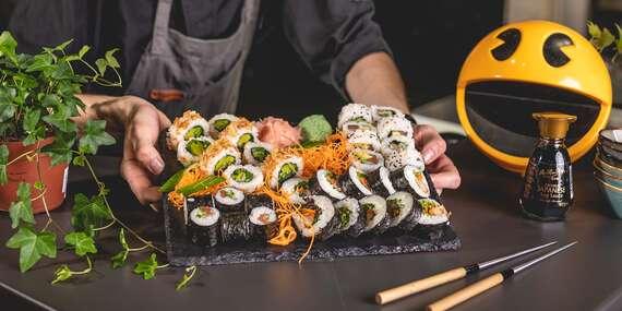 Žravka Bistro: Sushi set so sebou, ktorý má štýl / Bratislava – Staré Mesto