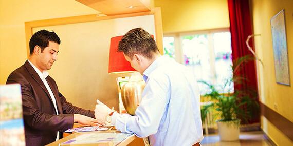 Pobyt s raňajkami v štýlovom hoteli Charles Central*** v Prahe na Karlíne/Praha