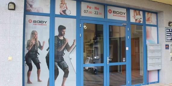 Účinné a nenáročné cvičenie pomocou impulzov z XBody/Bratislava – Račianske Mýto