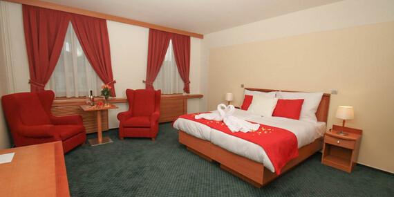 Relaxační dovolená v centru Jeseníku v Hotelu Slovan **** s polopenzí a balíčkem nabitým procedurami s platností do dubna 2020/Jeseníky