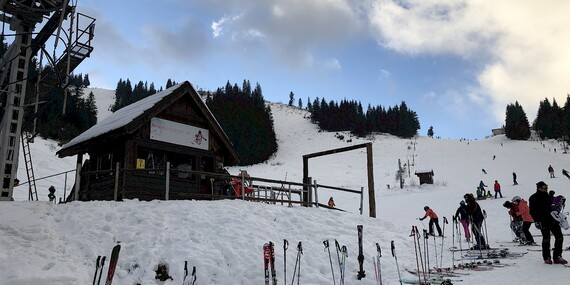 Rodinný pobyt s polpenziou a skipasmi priamo v ski centre Čertovica v Nízkych Tatrách/Jarabá – Ski Čertovica