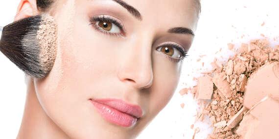 Profesionální kurz líčení pro začátečníky či pokročilé včetně variant s balíčkem kosmetiky dle výběru v hodnotě 500 Kč/Praha, Řevnice