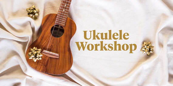 Kurz hry na ukulele s profesionálnym hudobníkom / Bratislava – Rača