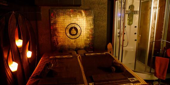 Vstup do wellness a thajská masáž pre 2 osoby v BaanThai/Bratislava – Petržalka
