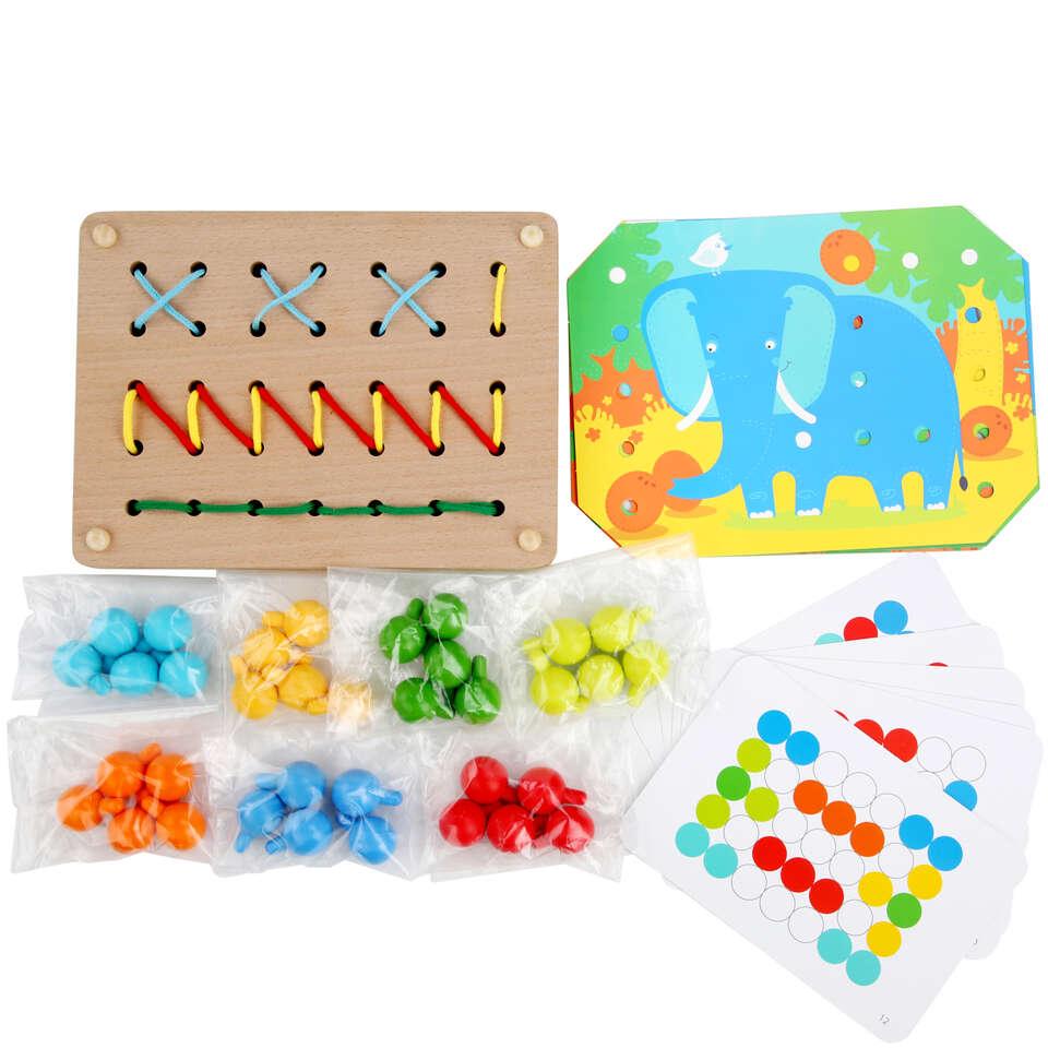 Múdre hračky Lucy&Leo z certifikovaných prírodných materiál...