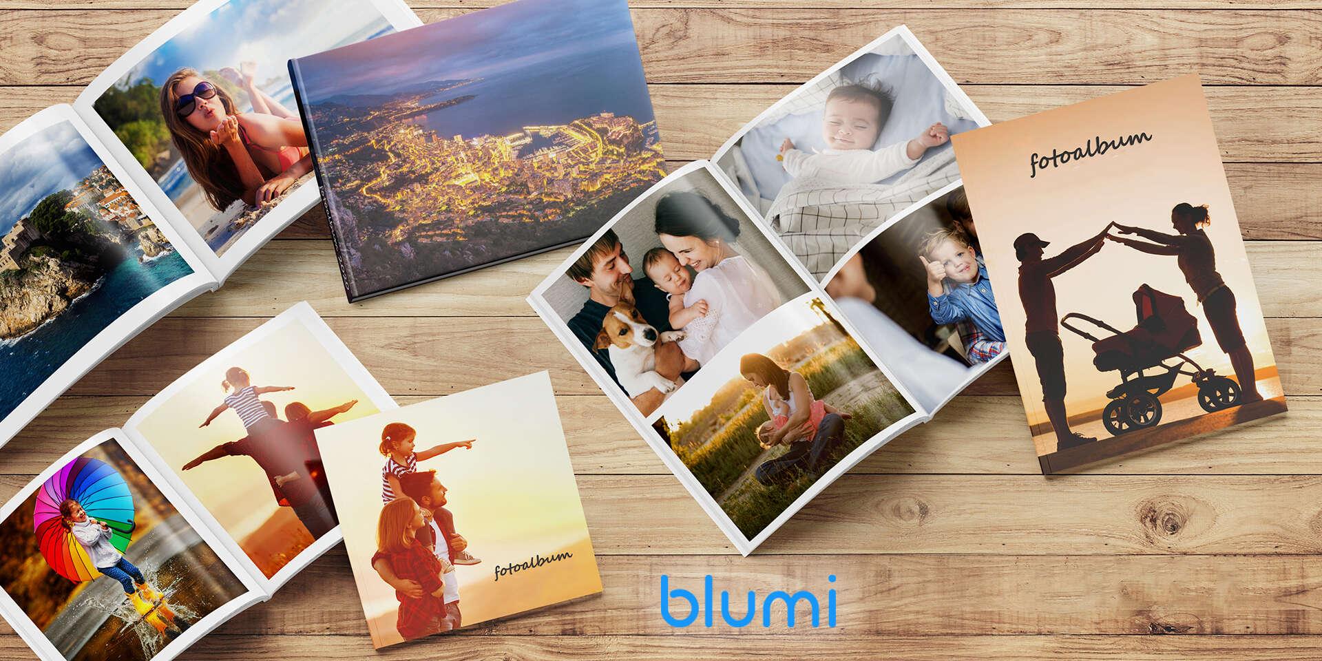 Exkluzívne fotoknihy v tvrdej knižnej väzbe s množstvom jedinečných dizajnov