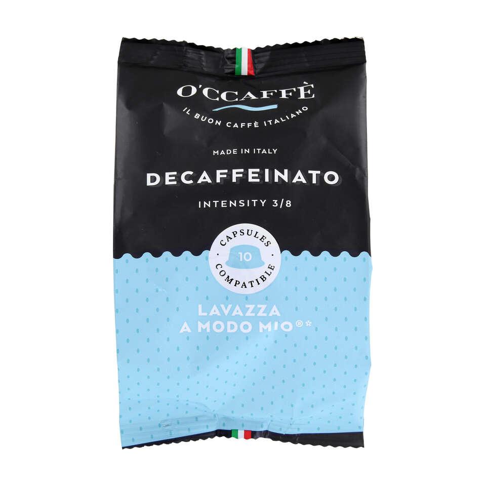 Balíček voňavej zrnkovej talianskej kávy O'Ccaffé, v ponuke aj k...