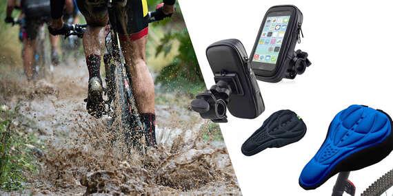 Vodotesné puzdro na mobil s uchytením alebo vonkajší cyklistický 3D farebný obal na sedlo/Slovensko