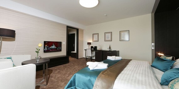 Wellness dovolenka pri Domaši v hoteli Zelná Lagúna****/Domaša