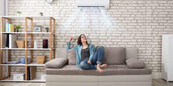Zľava na nákup klimatizácie značky Carrier a Samsung/Slovensko