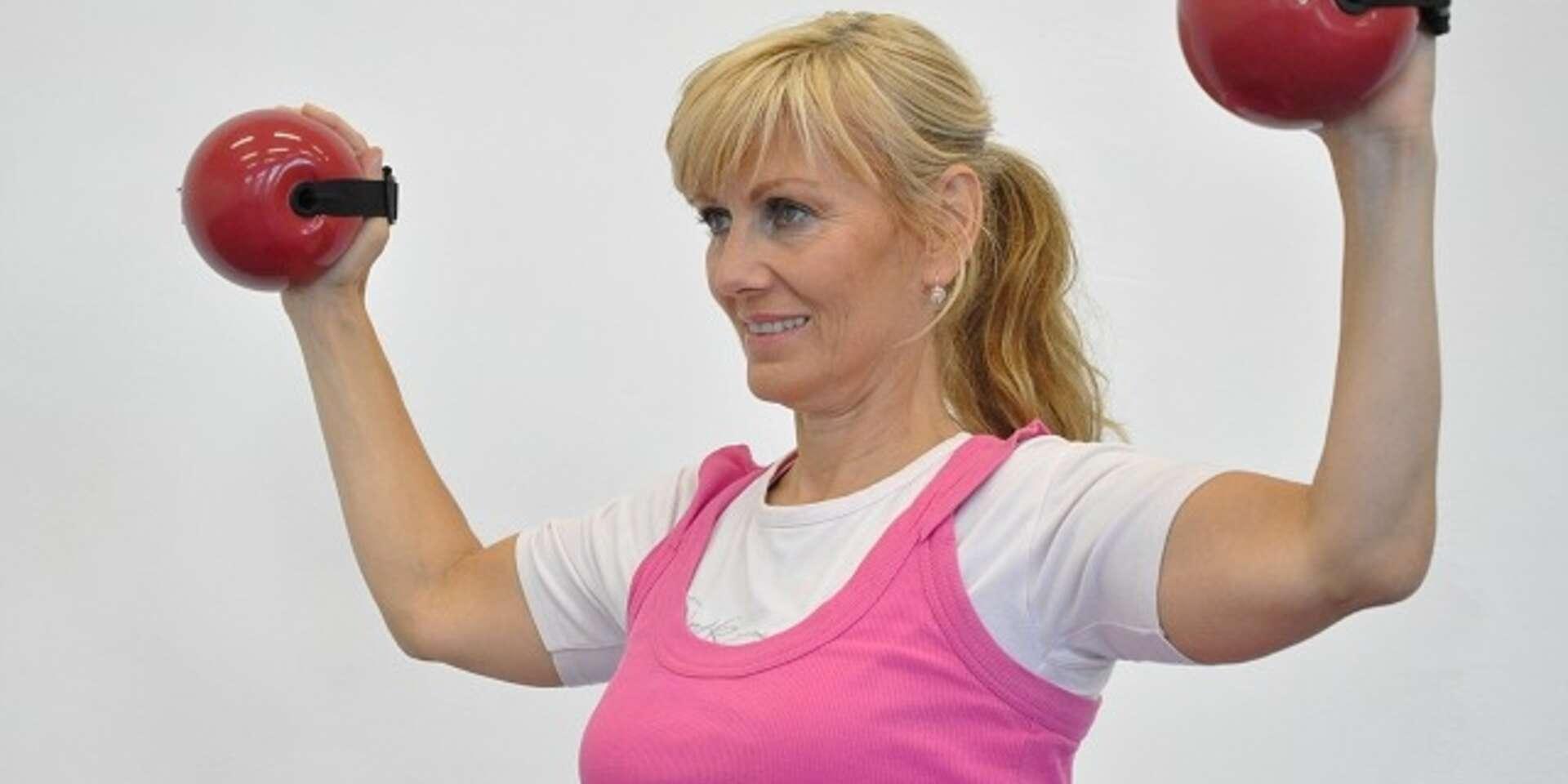 Fitness pomôcky pre domácu pohodu, počas home office alebo na cvi