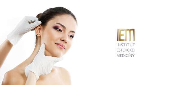 Limitovaná ponuka! Pekné uši do týždňa v Inštitúte estetickej medicíny/Pezinok