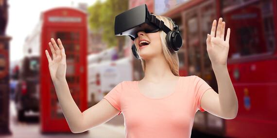 Zlepšite si angličtinu komunikáciou vo virtuálnej realite / Košice - Sever