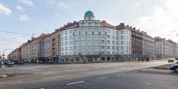 Ubytovanie s raňajkami v hoteli Vítkov**** v srdci Prahy len pár minút od centra/Česko - Praha