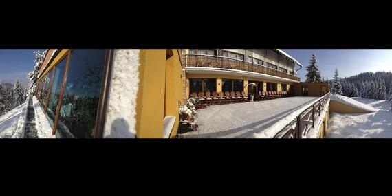 Dovolenka s wellness v Holiday Park Orava*** blízko Kubínskej hole - aj cez prázdniny/Orava - Dolný Kubín
