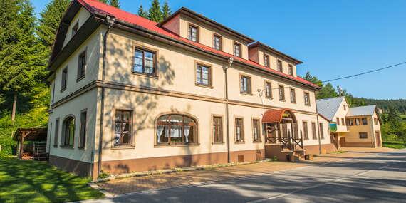 Pobyt v Hotelu Salajka v krásném údolí Beskyd pro milovníky přírody a rodiny s dětmi / Beskydy - Horní Lomná