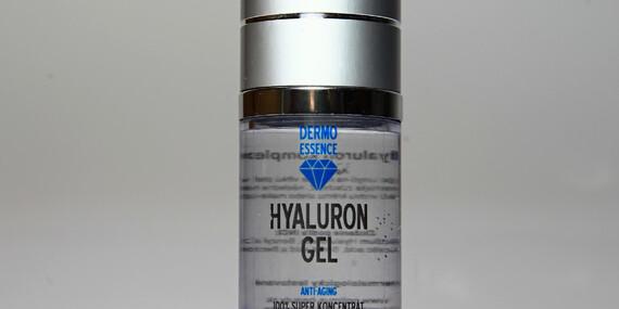 Derma roller a dermo essence hyaluron gél/Slovensko