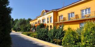 Penzión Iveta v Radave len 2,1 km od termálneho kúpaliska Podhájska