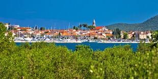 Biograd na Moru v Chorvátsku