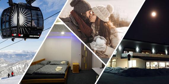 Perfektná lyžovačka v Nízkych alebo Vysokých Tatrách s ubytovaním v úplne novom moteli Hôrky s polpenziou / Liptov – Vavrišovo