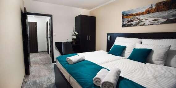 Romantický alebo poznávací pobyt v centre Košíc vo výborne hodnotenom hoteli Crystal***/Košice
