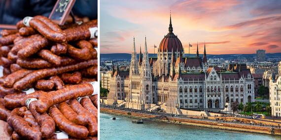 Festival mangalice vBudapešti / Maďarsko - Budapešť