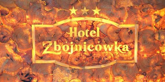 Wellness pobyt v hotelu Zbojnicowka *** jen 50 m od vleku a s možností vstupu do Terma Bukowina/Polsko - Bukowina Tatrzańska