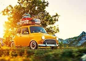 Autom do Chorvátska – najlepšia trasa