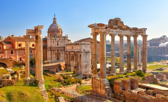 Za krásami južného Talianska: Rím, Neaopol, Capri, Pompeje a výstup na sopku Vezuv