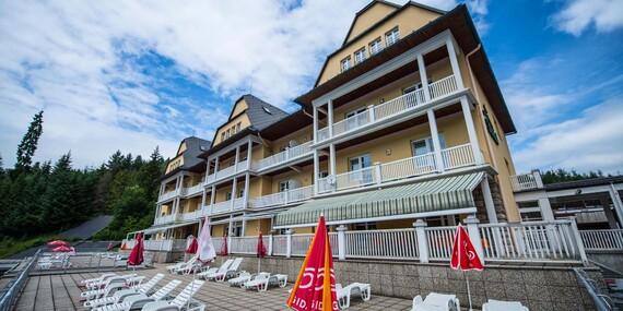Liečebný pobyt v Grand Hoteli Strand**** Vyšné Ružbachy s polpenziou, wellness a procedúrami - až do apríla 2020/Spiš - Vyšné Ružbachy