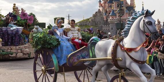 Pohádkový 5denní zájezd do Paříže a Disneylandu – Eiffelova věž, mořský svět i známá ZOO s ubytováním v hotelu se snídaní/Francie Paříž