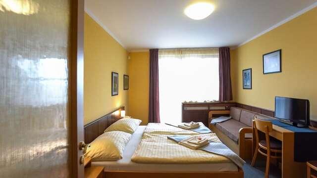 Oddych v prekrásnej horskej prírode v hoteli Inovec*** so vstupom do wellness.