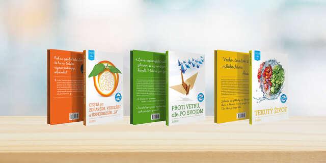 Necenzurovné knihy novodobého zdravého životného štýlu