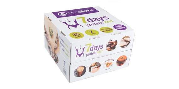 Proteínová diéta 7days pre ženy aj mužov alebo ochutnávka jedál/Slovensko
