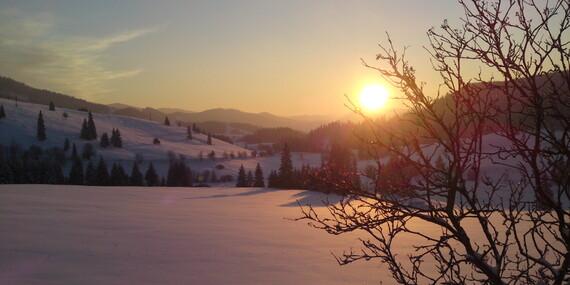 Zima v chate s wellnessom pod Kráľovou hoľou pre 8 ľudí/Telgárt