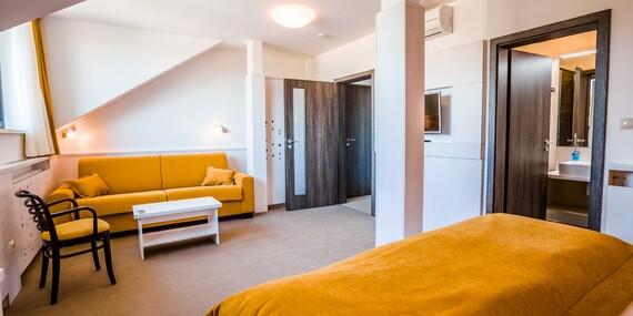 Krásy Moravského krasu z nově zrekonstruovaného hotelu Olberg včetně polopenze a privátního wellness/jižní Morava - Olomoučany